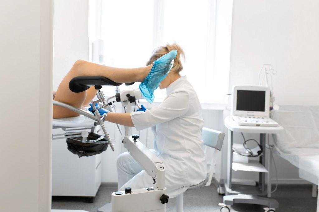 Vaginaluntersuchung